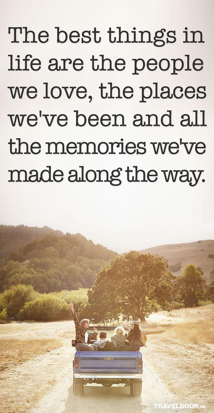Zur Feier des #TagderPoesie, ein schöner Spruch fürs Leben von Travelbook
