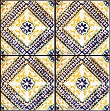 Mattonaccio tile - Ceramic - Dafne - Menfi collection | Touch of Sicily - Italy