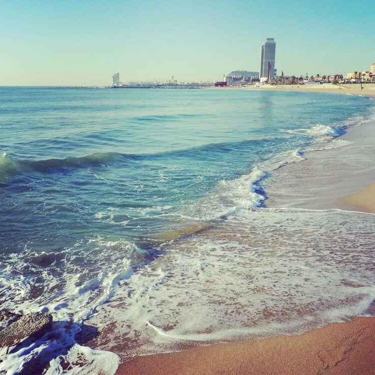 Playa Mar bella Barcelona