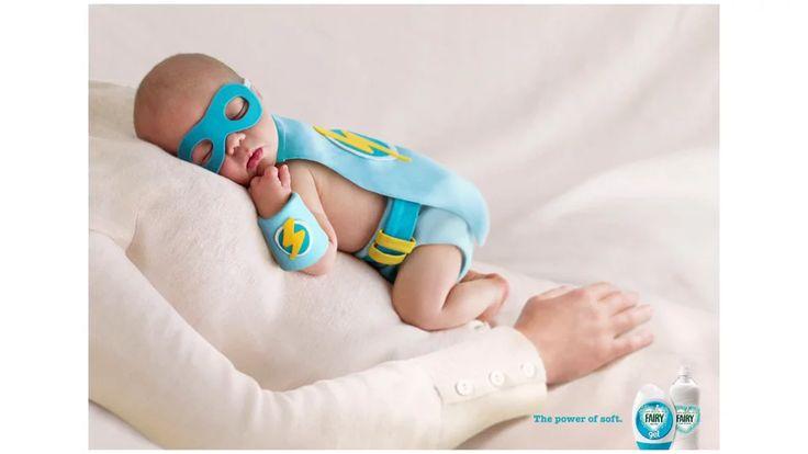 Fairy Superhero Baby on Vimeo