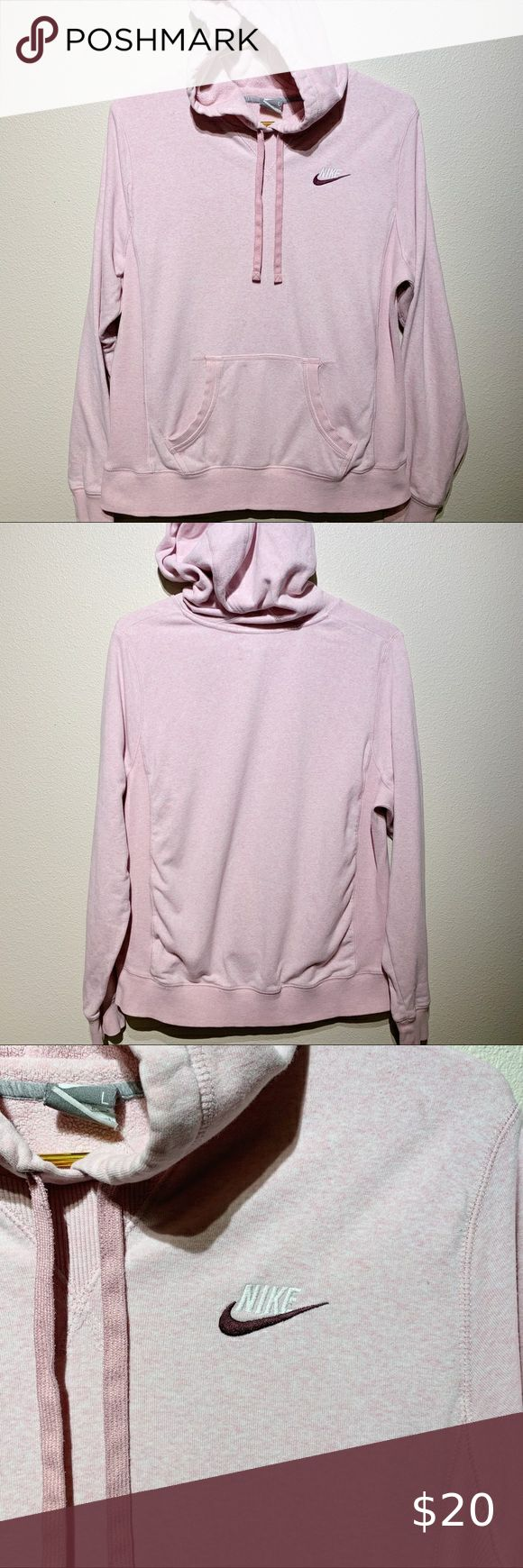 Girl's NIKE Vintage Hoodie Large/Oversized Small in 2020