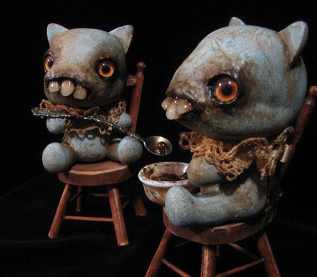 Страшные куклы от Amanda Louise Spayd 2