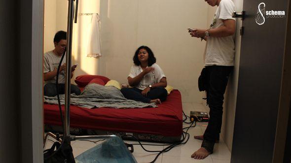 Behind The scene teaser Maya Short Film
