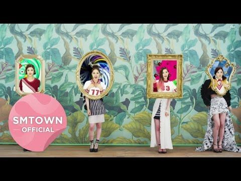 Red Velvet 레드벨벳_행복(Happiness)_Music Video - YouTube