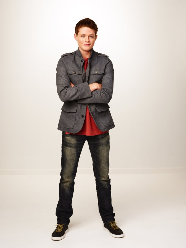 Switched at Birth's Sean Berdy a.k.a Emmett Bledsoe
