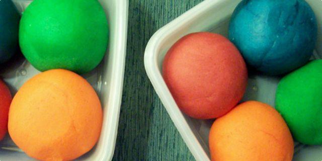 Domaći plastelin (Play-Dough) homemade