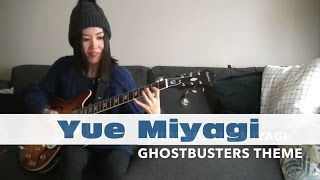 Yue Miyagi: Ghostbusters theme song/Ray Parker Jr.    This is Ghostbusters theme song Ray Parker Jr. guitar cover. I hope you enjoy to watch it:)  Yue Miyagi Official Website http://ift.tt/2chqDPa  Instagram: guitarladyjapan Twitter:@bumpingjam Facebook Page:YUE MIYAGI  And if you want to collaborate with me on YouTube Please message me from my Website. Thank you! and respect Ray Parker Jr..  Ghostbusters theme song/Ray Parker Jr.Guitar Cover#9  Yue Miyagi