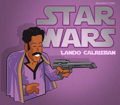 Star Wars by Nolegz.com - Lando Calrissian