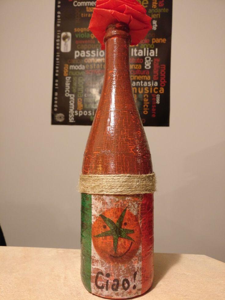 tomato bottle
