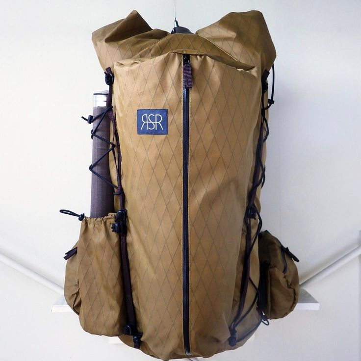 いいね!182件、コメント1件 ― Motoyasu Mozz Kawanobeさん(@riversiderambler)のInstagramアカウント: 「RSR backpack CZ35」