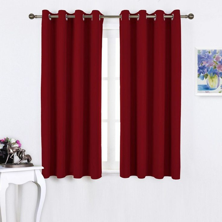 Best 25 Burgundy Curtains Ideas On Pinterest Insulated