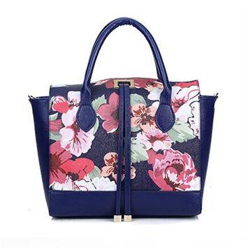 Veegol™ Floral Printed Retro Handbag (coupon code 3offpin)