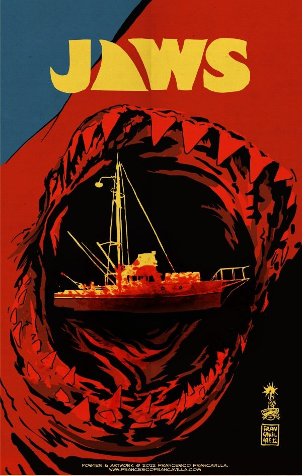 JAWS Francesco Francavilla.