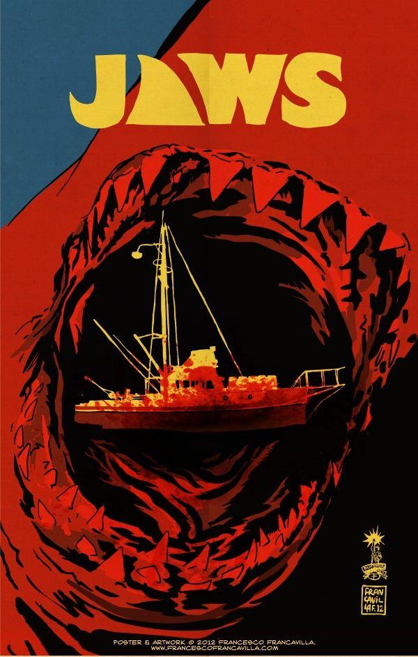 JAWS Francesco Francavilla.