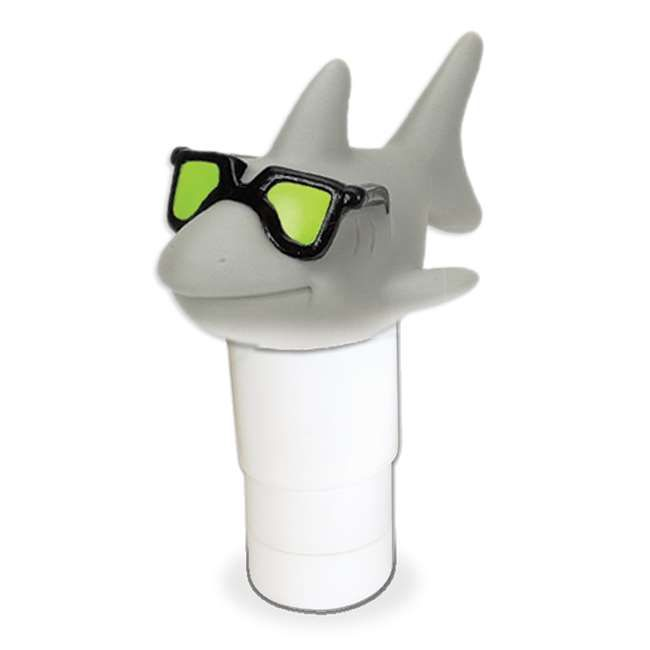 Hydrotools Cool Shark Floating Pool Chlorine Dispenser- Pin It to Win It!