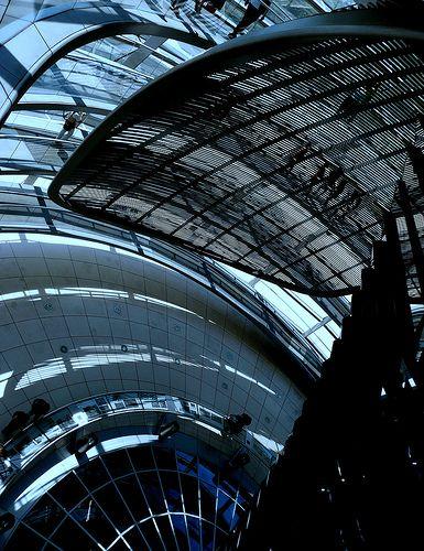 Harmonica  Cupola  Bundestag  Berlin