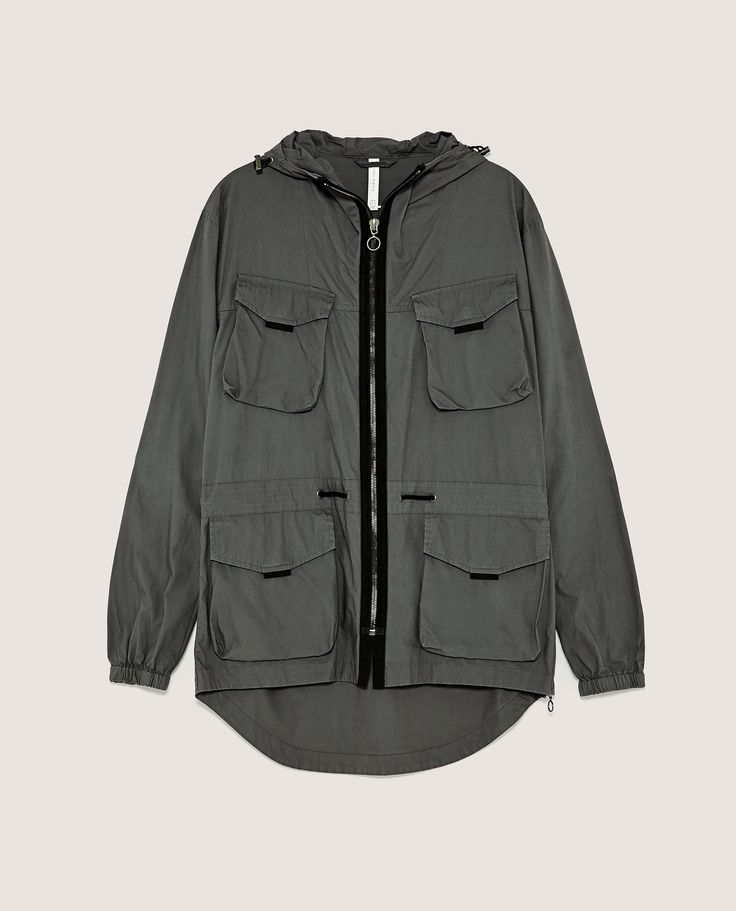 Image 8 of UNREST COLLECTION PARKA from Zara