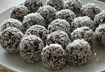 The chokladboll is a traditional Swedish pastry recipe on Recidemia often eaten with coffee during fika. They are quick and easy to prepare, since they require no baking and only a few, common ingredients.