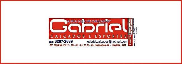 Eu recomendo Gabriel Calçados- Jardim Guanabara III, #Goiânia, #Goiás, #Brasil