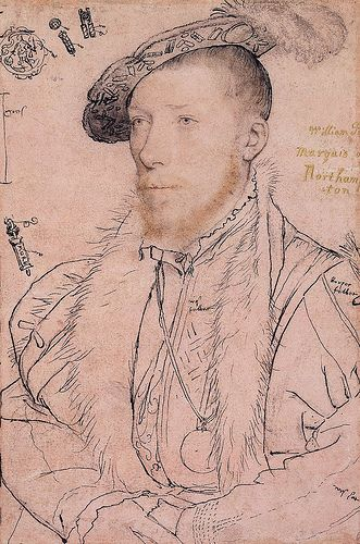 William Parr, Brother of Katherine Parr; Henry VIII's sixth wife.