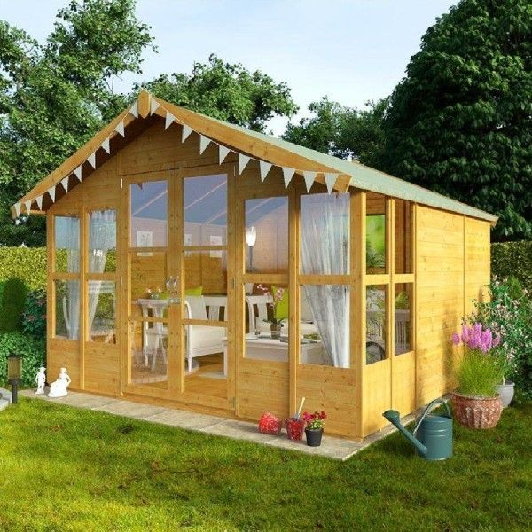 Garden Sheds With Patio 156 best garden sheds . images on pinterest
