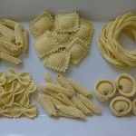 pasta party! get the pattern.