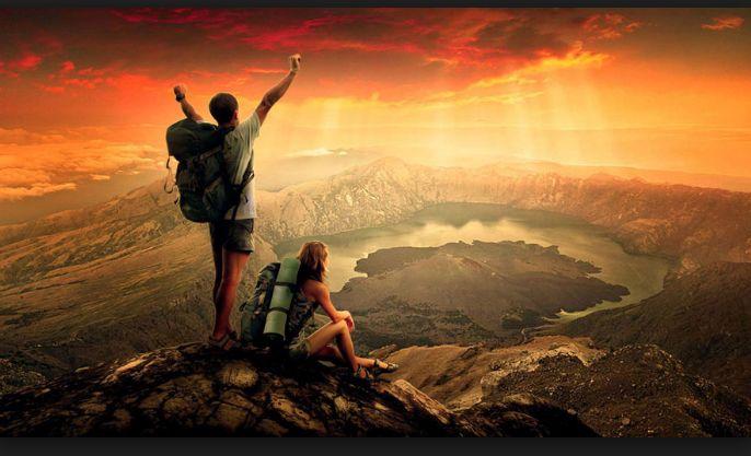 Rinjani Mountain Lombok,mount rinjani trekking package,Rinjani Mountain, Rinjani Trekking,Trek Rinjani,Rinjani Tours ,Hiking and Trekking