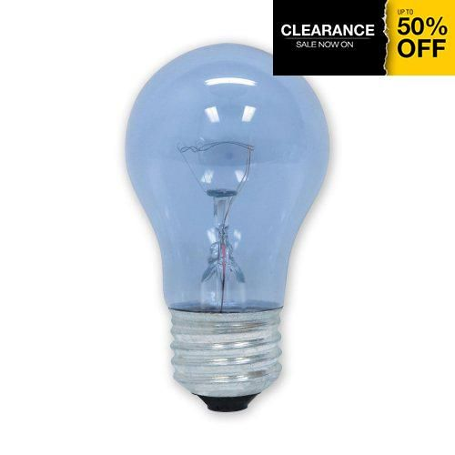 #50%off GE 40-Watt Reveal Appliance Light A15 #31084. GE's specialty bulbs offer innovative solutions for a variety of #lighting needs. GE's Appliance Lights can...