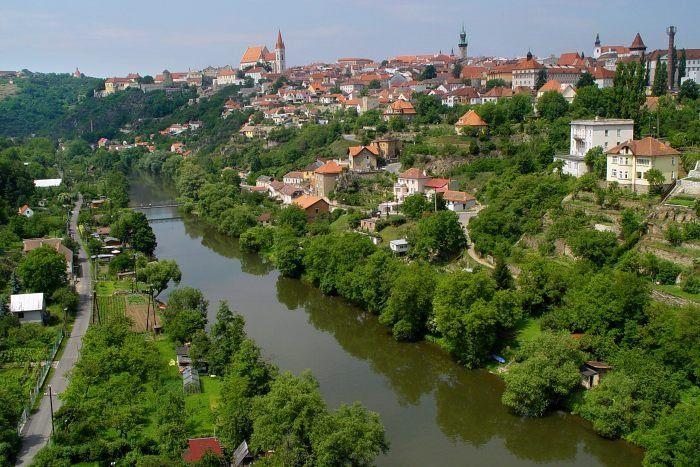Nature of South Moravia, Czech Republic Znojmo