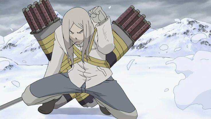 Soul Eater ~~ Magnificent Mifune a swordsman without equal.
