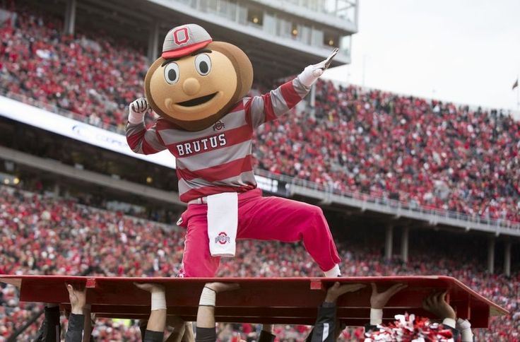 Ohio State Mascot | Ohio State Buckeyes Honor Troy Smith - FanSided - Sports News ...