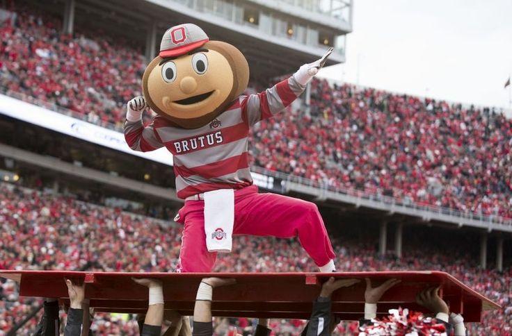 Ohio State Mascot | Ohio State Buckeyes Honor Troy Smith - FanSided - Sports News ...