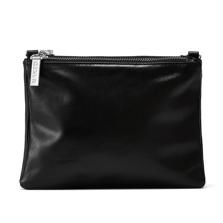 NAKEDVICE - The Tame Side Bag Black/Silver