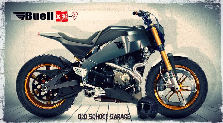 buell#xb9#harley davidson sport#special custom motorcycles#streetfighter#cafe racer#old school garage-trieste