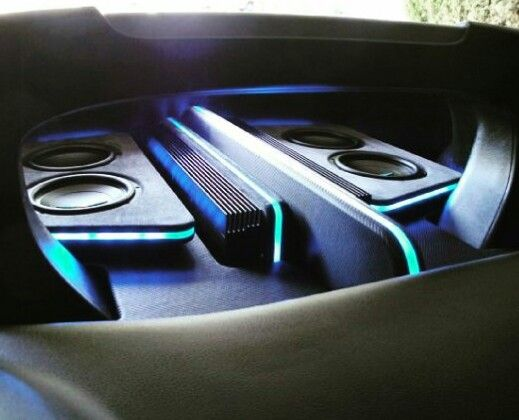 350z installation by Simplicity in Sound