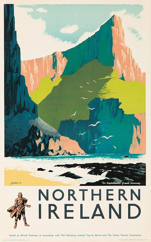 Top 25 ideas about retro and art deco travel posters on ...