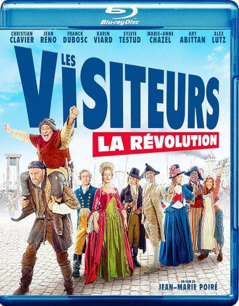 Пришельцы 3: Взятие Бастилии / Les Visiteurs: La Révolution (2016/BDRip/HDRip)  Сюжет, традиционно, сводится к приключениям незадачливых путешественников во времени и судьбоносными встречами с потомками. На этот раз герои очутились в конце 18 века, в разгар Великой Французской революции, где они сразу же попадают под следствие как враги народа и английские шпионы. Но, граф Годфруа де Монмирай и оруженосец Жакуй не были бы собой, если бы они не смогли сбежать.