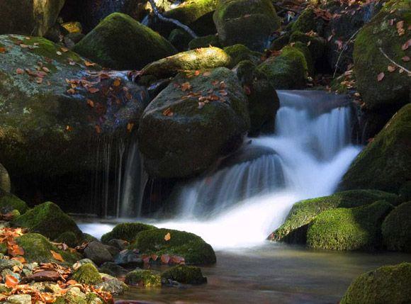 nature waterfalls photography