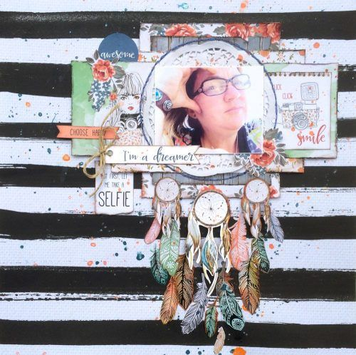 Kaisercraft Boho Dreams - Leonie Neal-Dawson