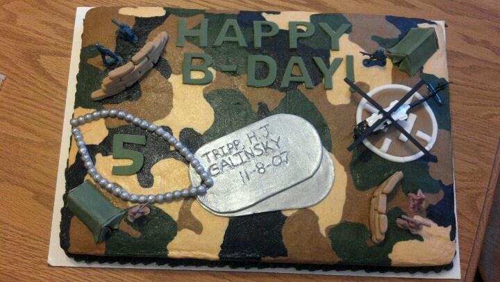 Birthday Cakes Shipped To Military