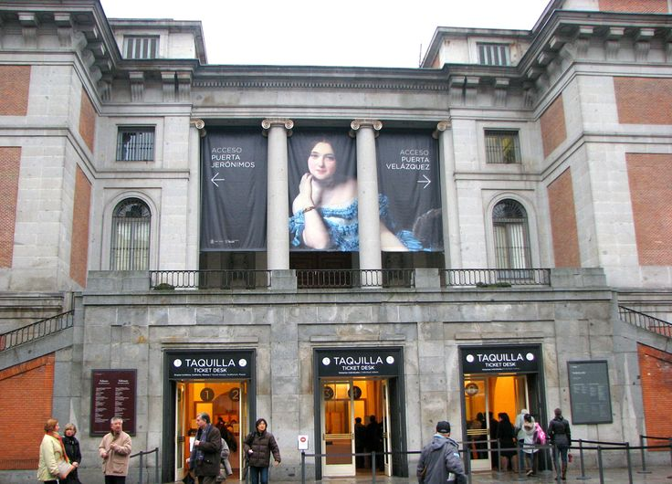 The Prado Museum - Madrid, Spain. This was one of the best days of my life seeing this. Unbelievable!