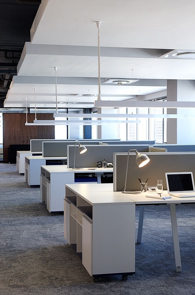 Sabic Office Workstations Interior Design By Source Interior Brand Architecture Office Interior Design Corporate Office Design Office Space Design