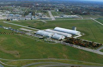 Museo Nacional de la Fuerza Aérea de Estados Unidos.