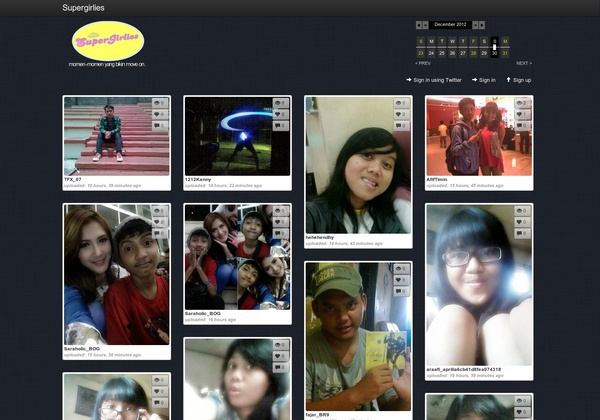 Foto yg kamu uplod addphoto dari #webSG supergirliesdotcom hebatnya bisa spt ini