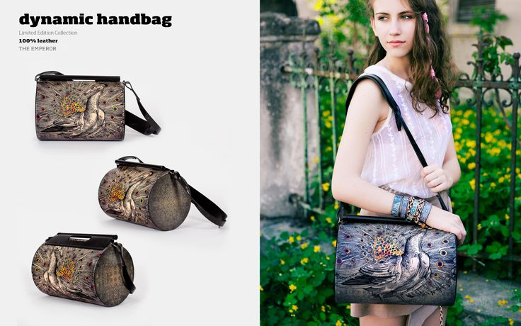 #MATERIA & #LimitedEditionLeatherBags