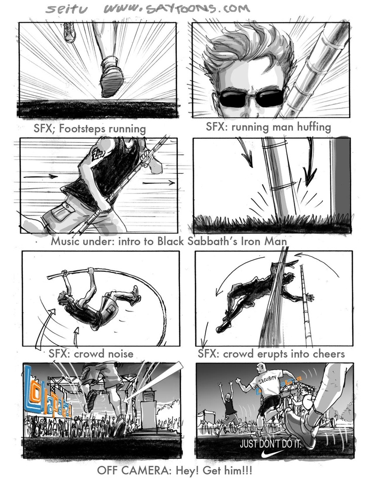 15 Best Storyboards Images On Pinterest | Storyboard, Concept Art