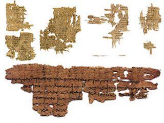 Η ΛΙΣΤΑ ΜΟΥ: Αρχαία Αίγυπτος: Πάπυροι της εποχής των Πτολεμαίων...