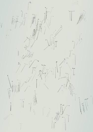 Street Lamps 2, Limited Edition of 9