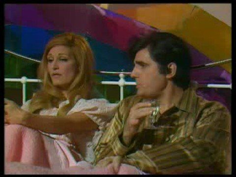 DALIDA and ALAIN DELON Paroles, paroles 2// :-)