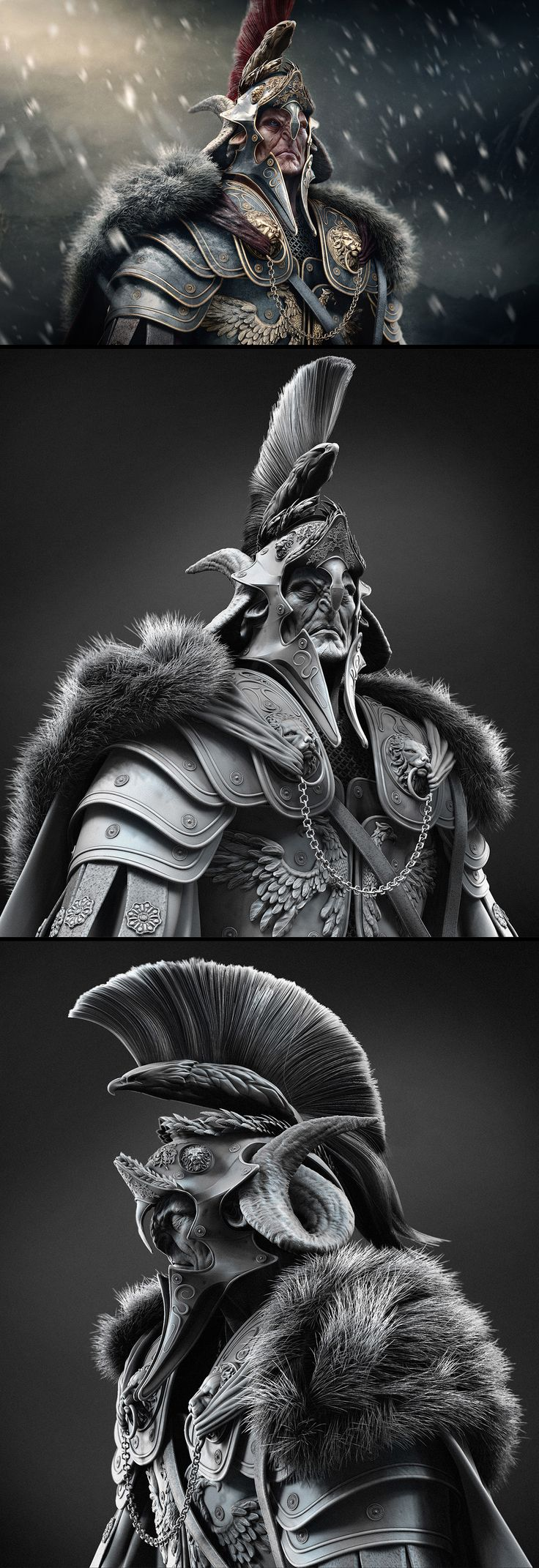 Cmivfx Zbrush Character Concept Design : Best zbrush images on pinterest